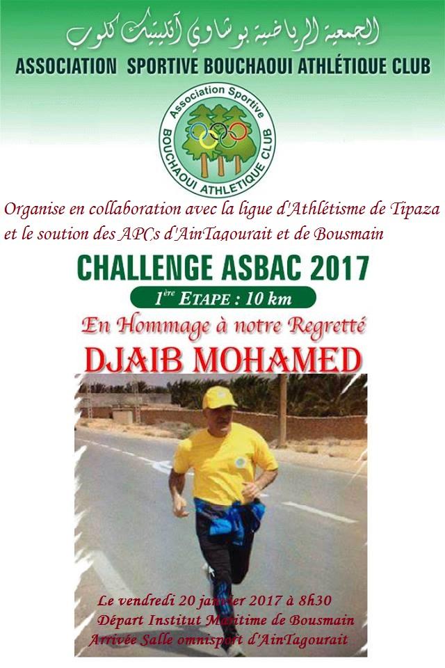 challenge 10km 2017