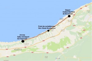parcours challenge 10km