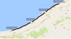 parcours challenge 15km 2019