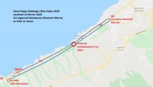 parcours 15 km 2